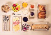 Petit-déjeuner - Buffet